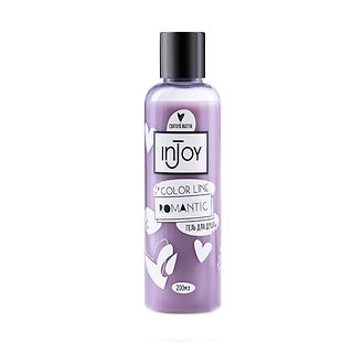 Фото Гель для душа InJoy Shower Gel Color Line Romantic