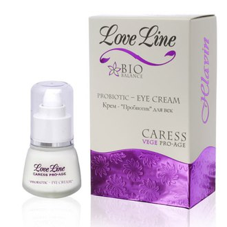 Фото Крем для век и губ Hlavin Love Line Caress Probiotic Eye Cream