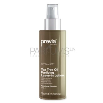 Фото Лосьон от перхоти Previa Extra Life Tea Tree Oil Purifying Leave-in Lotion
