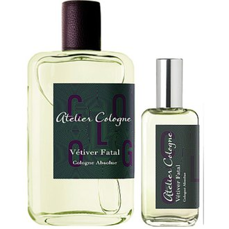 Фото Atelier Cologne Vetiver Fatal
