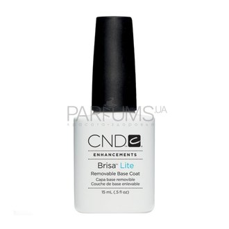 Фото Базовое покрытие CND Brisa Lite Removable Base Coat