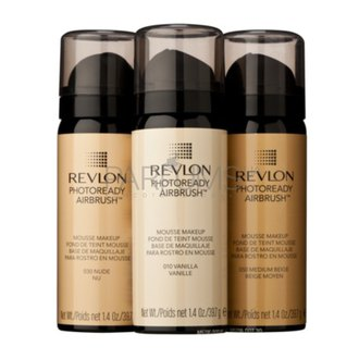 Фото Тональный мусс для лица Revlon Photo Ready Airbrush Mousse Makeup
