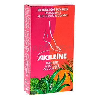 Фото Соль для ванны ног Asepta Laboratoires Akileine Relaxing Foot Bath Salts