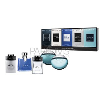 Фото Bvlgari Travel Set for Men