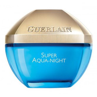 Фото Ночной восстанавливающий крем Guerlain Super Aqua Night Cream