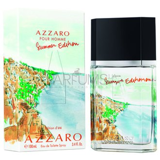 Фото Azzaro Pour Homme Summer Edition 2013