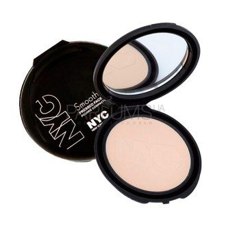 Фото Пудра для лица NYC Smooth Skin Pressed Face Powder