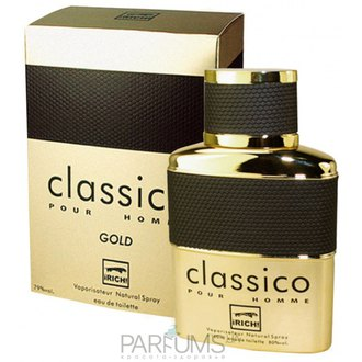 Фото Classico Gold pour Homme