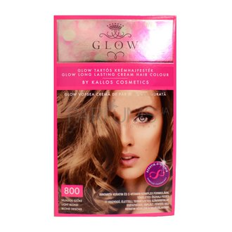 Фото Краска для волос Kallos Glow Long Lasting Cream Hair Colour