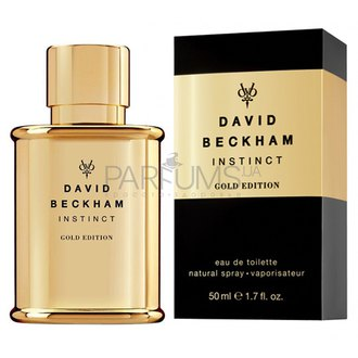 Фото David & Victoria Beckham Instinct Gold Edition