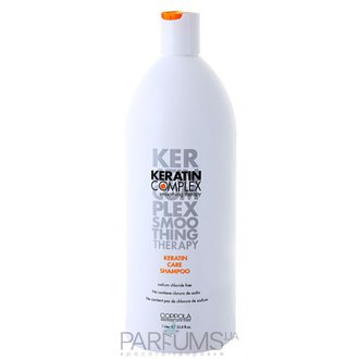 Фото Шампунь кератиновый Keratin Complex Smoothing Therapy Keratin Care Shampoo