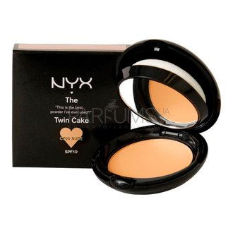 Фото Компактная пудра NYX Professional Makeup Twin Cake Powder