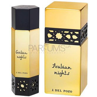 Фото J. Del Pozo Arabian Nights Private Collection Woman