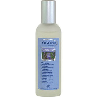 Фото Дезодорант-спрей с экстрактом Шалфея и абрикосовым маслом Logona Body Care Mediterran Deo Spray