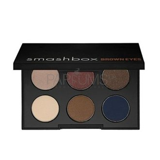 Фото Палитра теней Smashbox Brown Eyes Eye Shadow