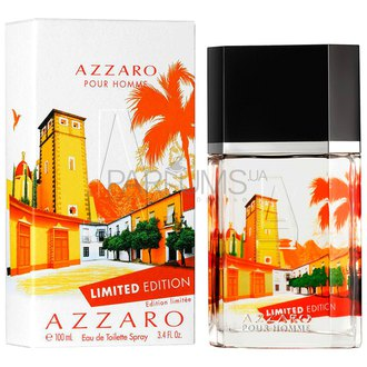 Фото Azzaro Pour Homme Limited Edition 2014