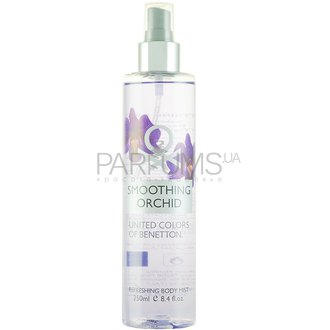 Фото Benetton Body Mist Collection Smoothing Orchid
