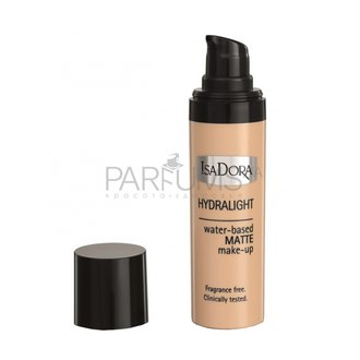 Фото Тональная основа IsaDora Hydralight Water-Based Matte Make-Up