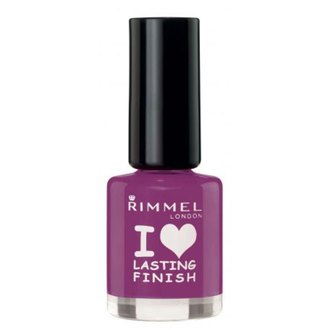 Фото Лак для ногтей Rimmel I Love Lasting Finish