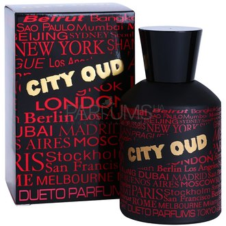 Фото Dueto Parfums City Oud