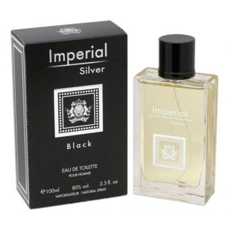 Фото Dina Cosmetics Imperial Silver Black