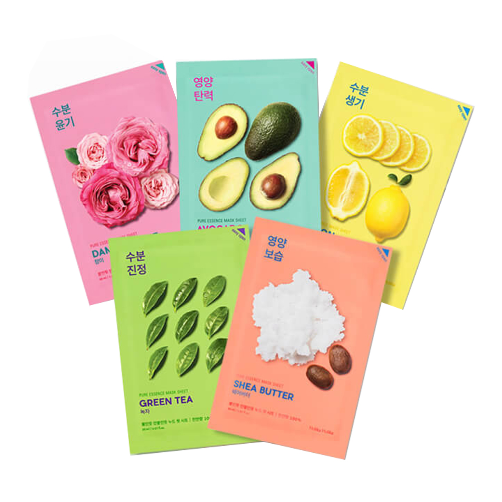 Маска тканевая Holika Holika Pure Essence Mask Sheet
